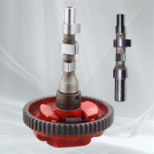 3.5 HP Mini Peter Camshaft, Manufacturer of 3.5 HP Mini Peter Camshaft in India, Gujarat, Rajkot