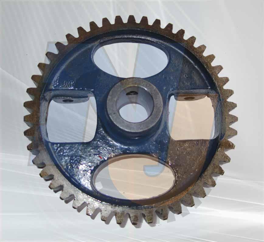 46 Teeth Governor Gears, 46 Teeth CAM Gears Manufacturers in Rajkot, Gujarat, 46 Teeth Engine Gears Suppliers in India
