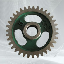 heavy idler gear (14/16 hp)