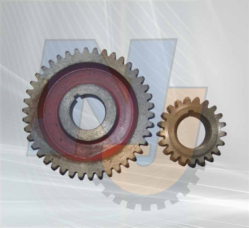 MK-12 CAM Gear, Manufacturer of MK-12 Gears in India, Best Quality MK-12 CAM Gears in Rajkot