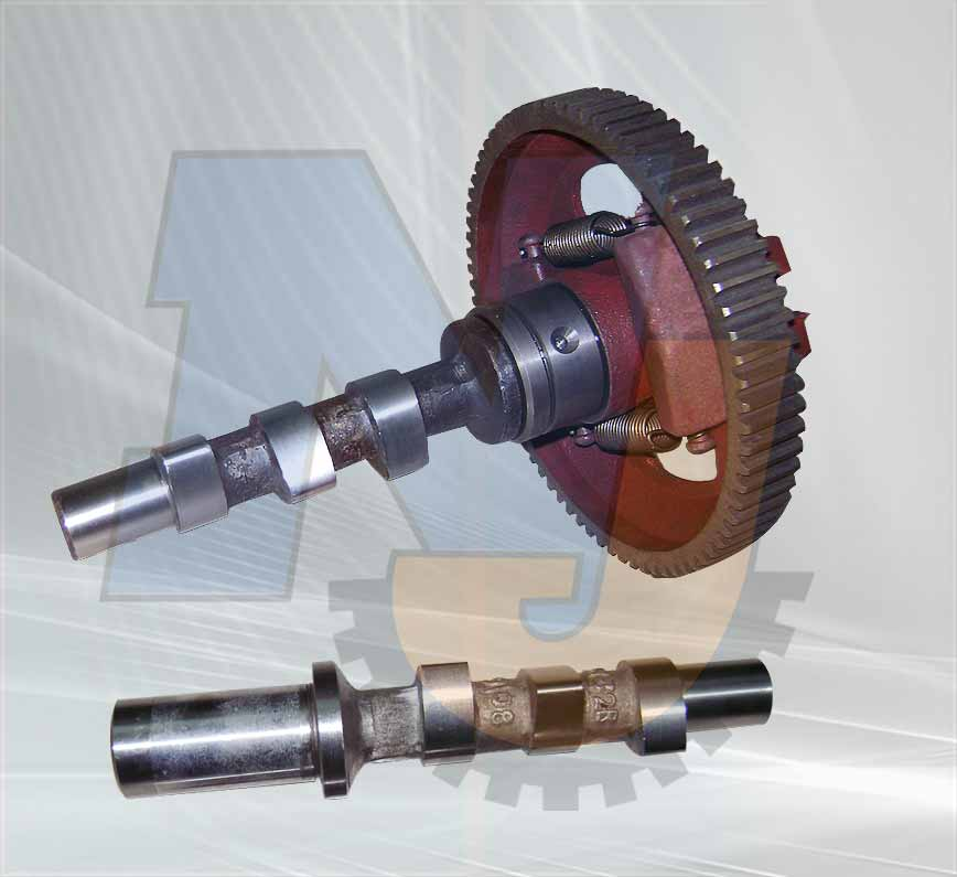 crank gear petter type engine
